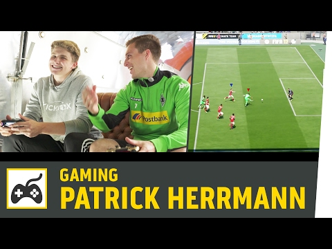 FIFA 17 gegen Patrick Herrmann | Borussia Mönchengladbach vs. FC Bayern München | Kickbox