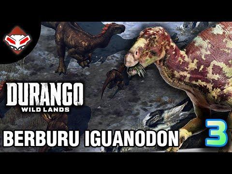 DURANGO WILD LANDS - (3) Berburu Iguanodon