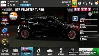 btr veloster 8 993 1656 turf tune racing rivals