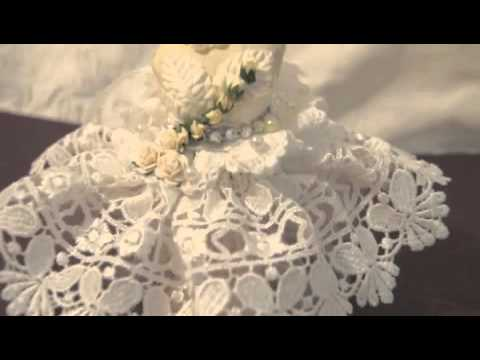 Altered Paper Mache Dress Form - YouTube