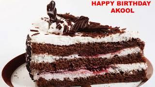 Akool - Cakes Pasteles_503 - Happy Birthday