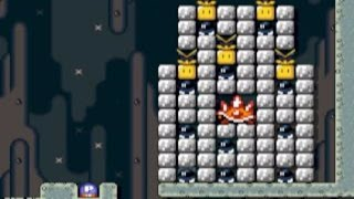 Secret Shrine of the Spiny King by Sweetpizza ~ SUPER MARIO MAKER ~ NO COMMENTARY