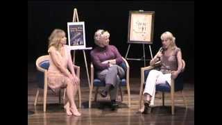 Authors share stage at Allex, TX Library
