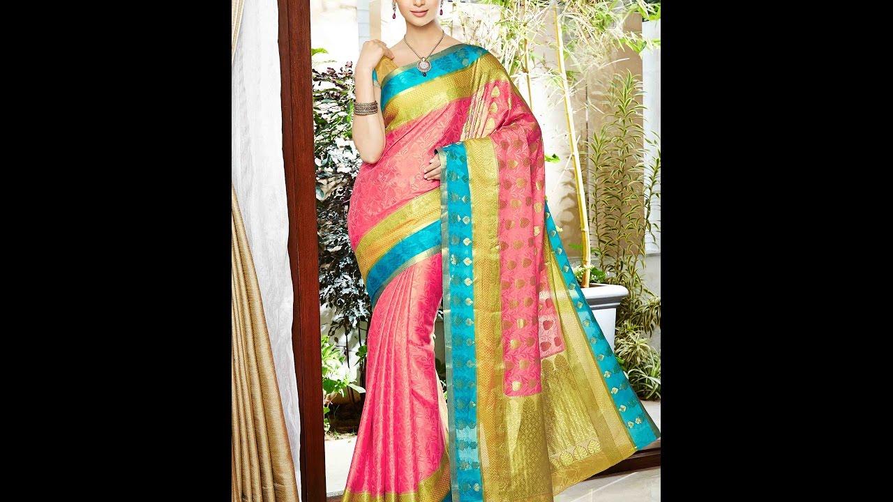 Mysore silk sarees, Nalli sarees party wear sarees buy online