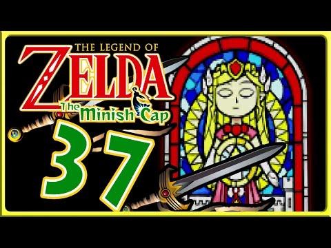 THE LEGEND OF ZELDA THE MINISH CAP Part 37: Das heilige Schwert der Vier