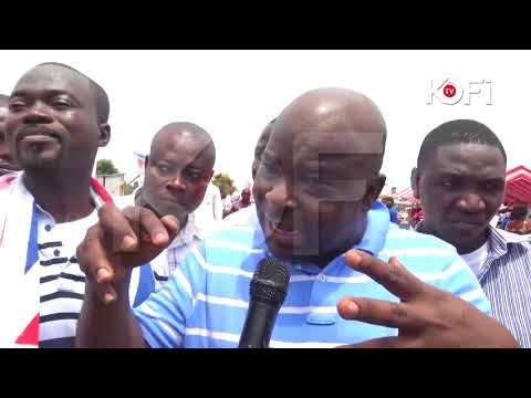 HEAVY NPP BRANDING HITS KOFORIDUA #KOFITV #NPPDELEGATESCONFERENCE18