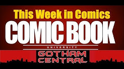 This Week in Comics - Week of 2019-03-27 March | COMIC BOOK UNIVERSITY