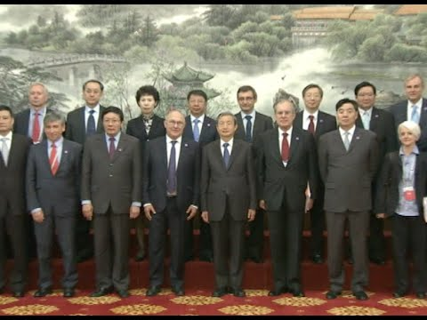 China, France Hold High-level Economic, Financial Dialogue
