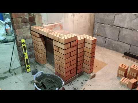 Строим баню из пеноблоков своими руками поэтапный показ строительства видео