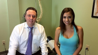 WARNING:An Amazingly Loud Back Crack And Chiropractic Adjustment By Raleigh NC Chiropractor thumbnail