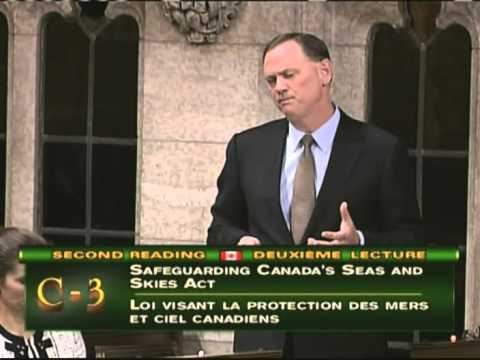 2013-10-21 David McGuinty's Speech on Bill C-3