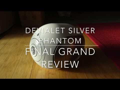 Devialet Silver Phantom - Final grand review...