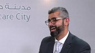 Dubai Healthcare City Authority talks to Arab Heal...