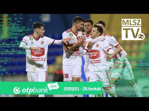 Mezokovesd-Zsory Kisvarda Goals And Highlights