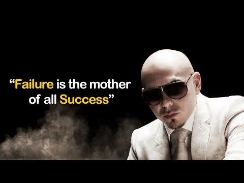"""Only Learning"" - Pitbull Motivational Speech"