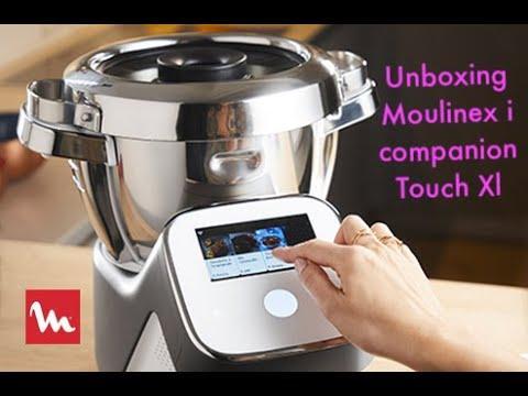 unboxing moulinex i companion xl touch