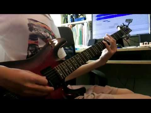 Tonick - Go 4or It(guitar cover by Justinwong)