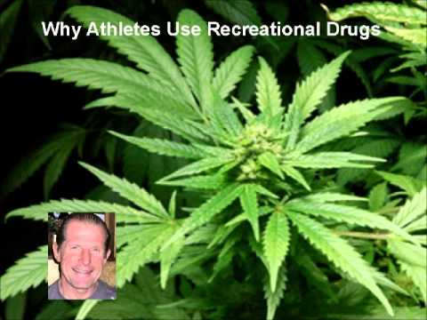 CHI Principles of Sports Nutrition No.89 - Why Athletes Use Recreational Drugs