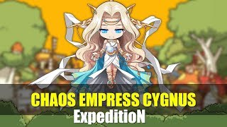 maplestory-m---chaos-empress-cygnus-expedition-by-bruh