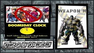 Surto dos lojistas contra Marvel, Arma H e Doomsday Clock