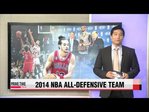 NBA: Joakim Noah headlines 2014 NBA All-Defensive Team