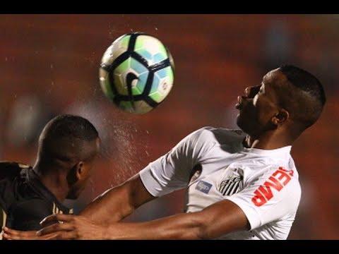 Santos 0 x 0 Ponte Preta, Melhores Momentos - Série A 17/06/2017