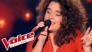 M – Je Dis Aime | Agathe Denoirjean | The Voice France 2017 | Blind Audition