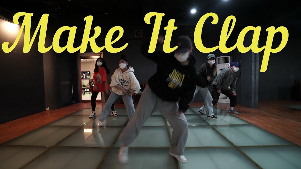 Download Busta Rhymes - Make It Clap (Remix Video) ft. Sean Paul, Spliff Starr / JiYun choreography