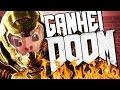 Ganhei Doom E Olha No Que Deu!!!