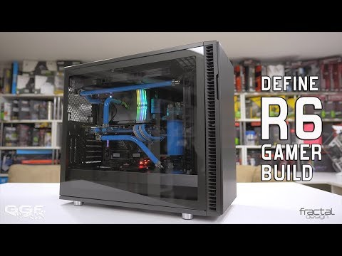 How do you R6? – The Gamer Build Time-Lapse