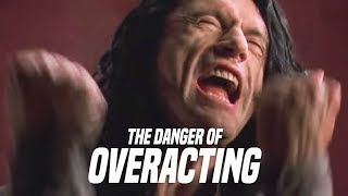 The Danger of Overacting | ACTING LESSON