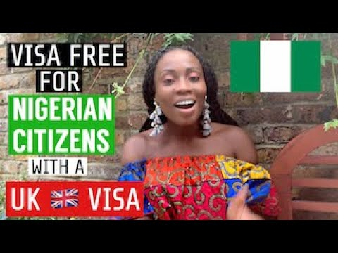Visa Free Countries For NIGERIAN Citizens 2020 (with A UK VISA) | Sassy Funke