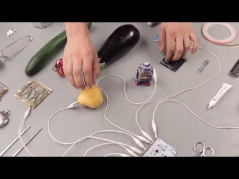 Module Arduino Bare Conductive Touch Board