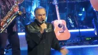 "Neil Diamond, ""Forever In Blue Jeans"", Verizon Center, Washington, D.C.,  April 4, 2015"
