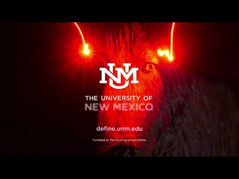 """Unexpected on Purpose"" – The University of New Mexico (:30 Promo)"