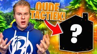 DE OUDE TACTIEKEN WORDEN TEGEN MIJ GEBRUIKT!! - Fortnite Battle Royale (Nederlands)