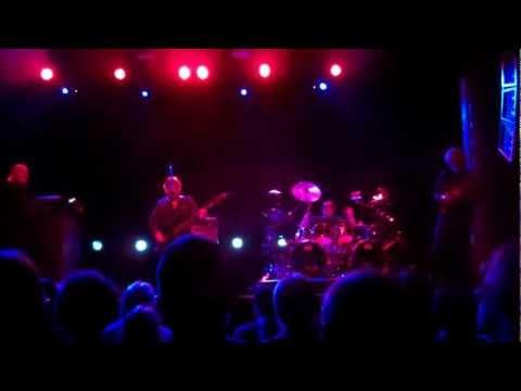 Eddie Jobson UK Live 2011.  Alaska/Time To Kill