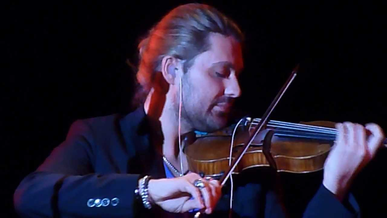 New York Post David Garrett