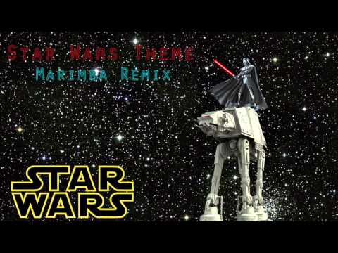 STAR WARS THEME (MARIMBA REMIX) *FREE DOWNLOAD RINGTONE*