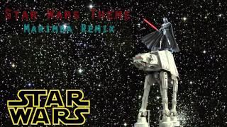 STAR WARS THEME (MARIMBA REMIX) *FREE DOWNLOAD RINGTONE*