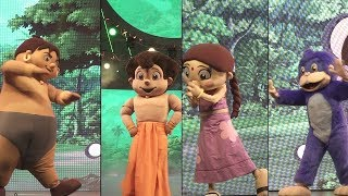 Chhota Bheem Musical live running successfully at Global Village, Dubai