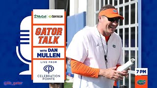 Gator Talk with Dan Mullen, Week 4