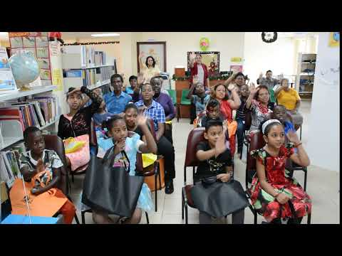 SPOT CHILD LABOUR STOP CHILD LABOUR MESSAGE FROM KIDS OF CARNEGIE FREE CHRISTMAS CAMP 2018