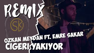 Özkan Meydan ft. Emre Şakar - Ciğeri Yakıyor (Semih Kızıl Remix) (Yeni Düzenleme) Video