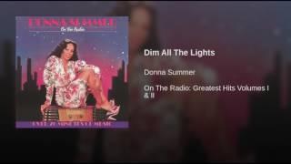Dim All The Lights