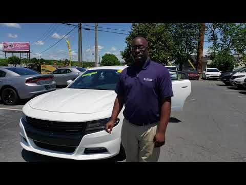 2018 Dodge Charger R/T for Kyle from Erique at Tameron Honda- Hoover