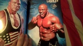 TNA event program autographs Vol.2