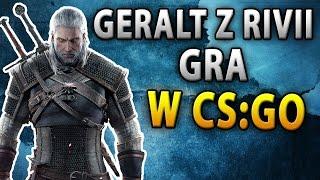 Geralt z Rivii gra w CS GO ? (TrolleQ na mikrofonie)
