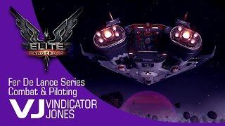 Elite Dangerous FerDeLance Combat Tactics and Piloting Tips and Tutorials