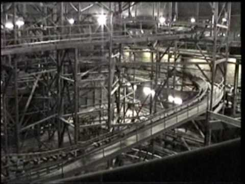 Space Mountain With The Lights On - YouTube